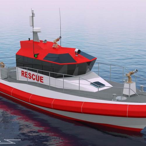 NB46 Fire/Rescue Boat